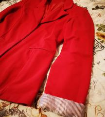 Crveni sako S/M