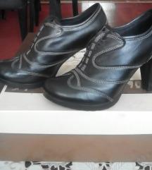 Kozne cipele STEFANO  kao NOVE!