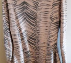 Baggy haljina animal print rezz