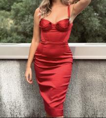 HouseOfCB dizajnerska elegantna haljina