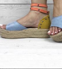 Nove nenosene moderne sandale