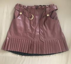 Kozna suknja 🌟SNIZENA🌟 1300