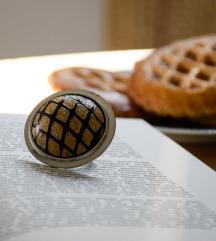 Ooogroman unikatan prsten :D