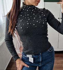 Zara rebrasta rolka S Novo