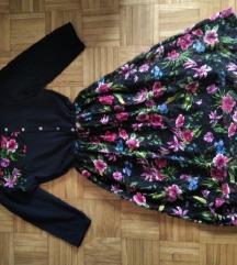 Prolecna cvetna haljina