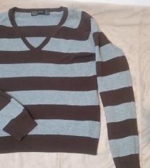 Zara crop džemper xs s