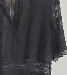 Zara kao nova heklana haljina SNIZENO