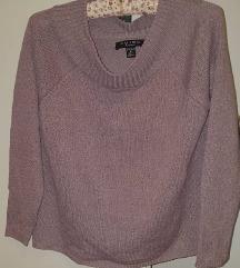 Džemperić boje lavande