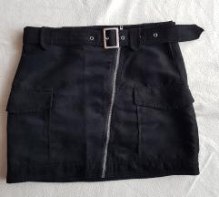 HM crna suknja NOVO sa etiketom