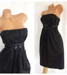 AMELIE & AMELIE *-* crna top haljina ITALY