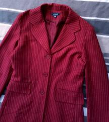 Crveni sako na pruge KOKAI