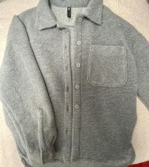 ZARA overshirt/natkosulja + Zara majica %%2500