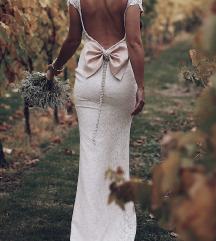 Divna romantična venčanica