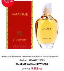 Givenchy Amarige Original parfem