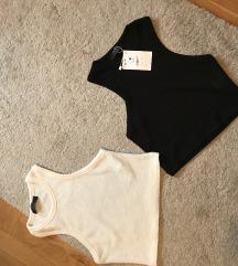 Nove bershka majice