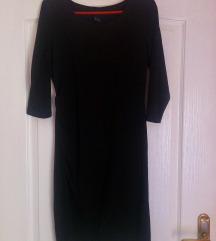 Lindex crna haljina 200 din