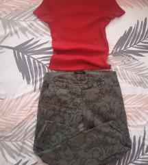 Pantalone i majica SNIZENO 700DIN