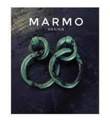Handmade snake earrings