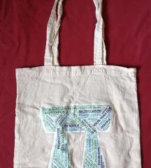 Platnena torba/Ceger