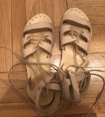 Kožne Italijanske Sandale