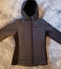 Hummel tamno siva jakna