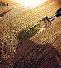 Kristal sa biljčicom