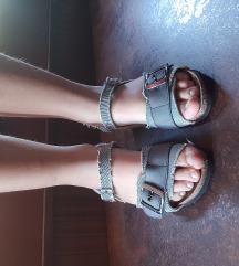 Sandale teksas