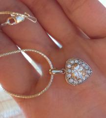 Nova ogrlica - Srebro 925