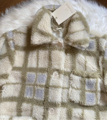 NOVO Pull&bear teddy jakna