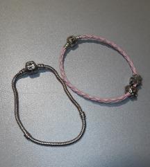Dve Pandora narukvice / snizeno 1000 din