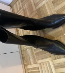 Rez Chanel NOVE Cowboy boots - crne kaubojke 35!!!