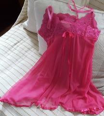 Romantican pink kombinezon + pokloni