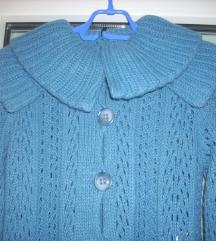 BENETTON nov džemper/jakna M-snižen
