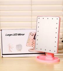 LED ogledalo za sminkanje NOVO