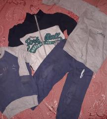 bluzice i trenerka za decaka