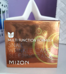 MIZON snail wrinkle care sleeping pack, SNIZENJE!