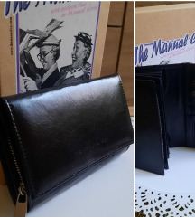 Nov Manual novcanik