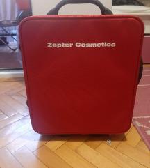 Zepterov kofer za šminku
