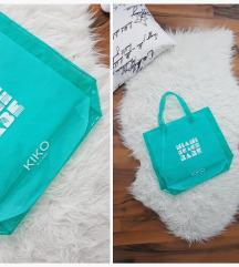 KIKO Milano pvc transparetna torba NOVO