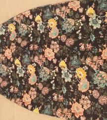 Cvetna suknja duboka