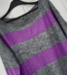 Benetton džemper,odličan