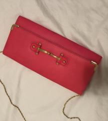 Pink neon torba pismo