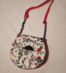 NOVO! Floral torbica