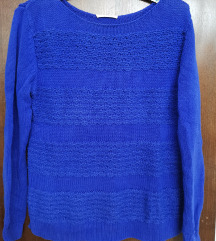 Esprit plavi džemper