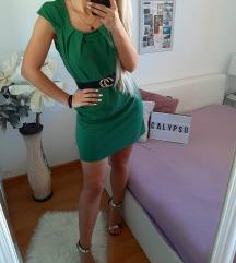 Zelena haljina 💚💚💚