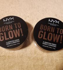 Nyx Born to glow hajlajteri
