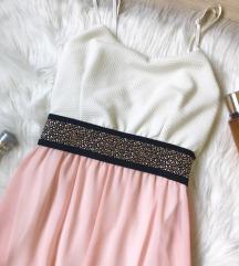 Leprsava haljina na bretele