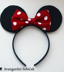Uši Mickey i Minnie Mouse