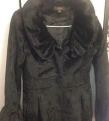 Ženski kaputić od pliša