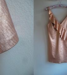 Zara svetlucava haljina